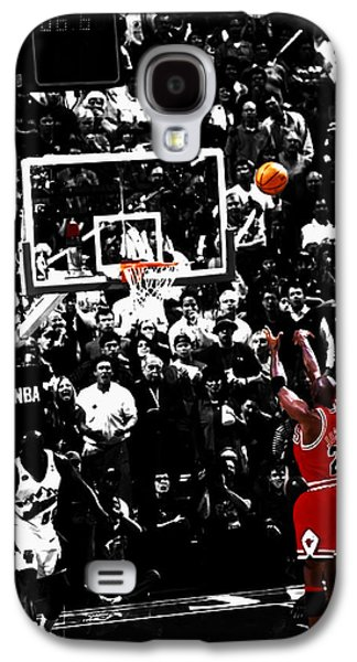The Last Shot 23 Galaxy S4 Case by Brian Reaves