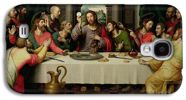 The Last Supper Galaxy S4 Case by Vicente Juan Macip