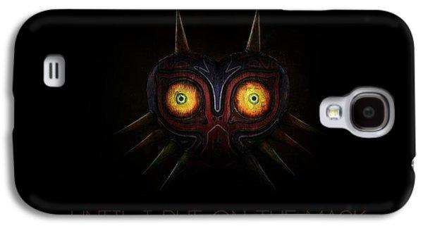 Design Galaxy S4 Case - The Legend Of Zelda Majora's Mask by Maye Loeser
