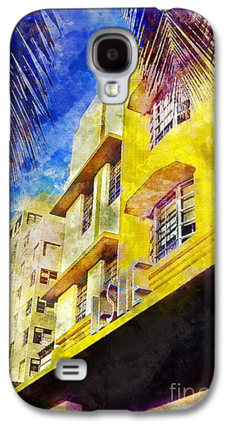 The Leslie Hotel South Beach Galaxy S4 Case