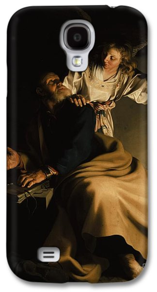 The Liberation Of Saint Peter Galaxy S4 Case by Abraham Bloemaert