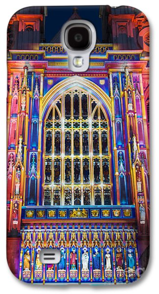 The Light Of The Spirit Westminster Abbey London Galaxy S4 Case