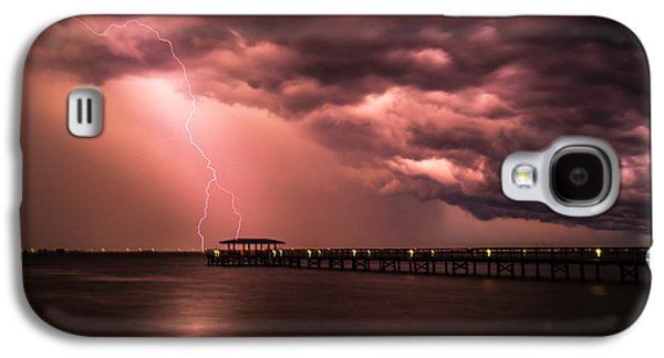 The Lightshow Galaxy S4 Case by Marvin Spates