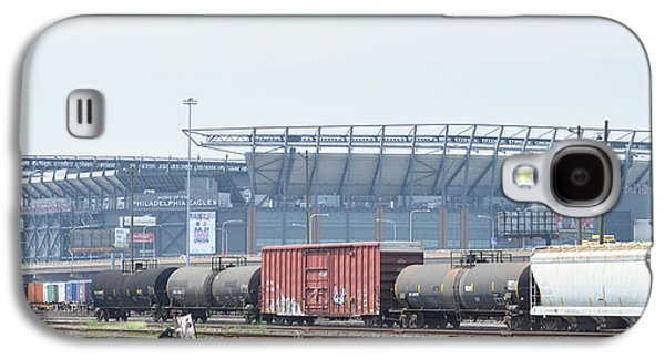 The Linc From The Other Side Of The Tracks Galaxy S4 Case by Bill Cannon