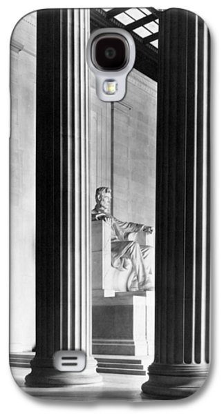 The Lincoln Memorial Galaxy S4 Case by War Is Hell Store