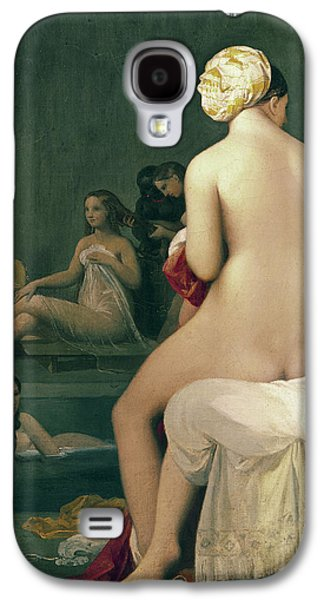 The Little Bather In The Harem Galaxy S4 Case by Jean Auguste Dominique Ingres