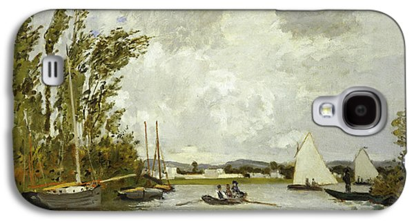 The Little Branch Of The Seine At Argenteuil Galaxy S4 Case
