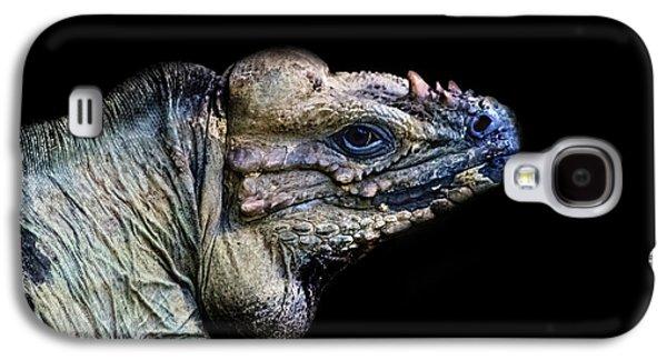 Salamanders Galaxy S4 Case - The Lizard King by Martin Newman