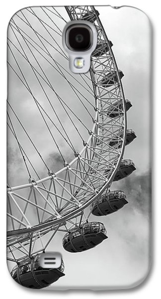 The London Eye, London, England Galaxy S4 Case by Richard Goodrich