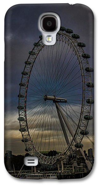 The London Eye Galaxy S4 Case by Martin Newman