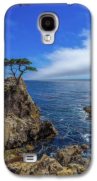 The Lone Cypress 17 Mile Drive Galaxy S4 Case by Scott McGuire