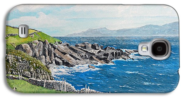 The Lonely Cliffs Of Dingle, Ireland Galaxy S4 Case