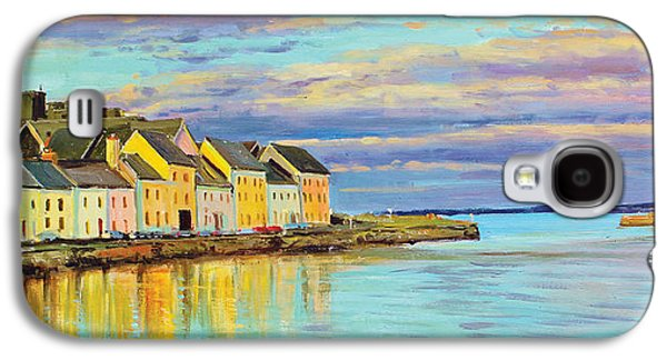 The Long Walk Galway Galaxy S4 Case
