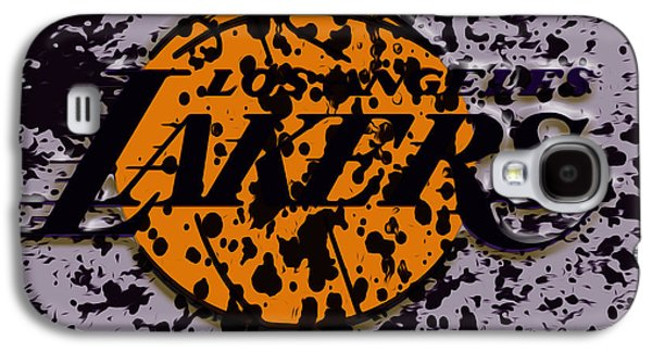 The Los Angeles Lakers B2a Galaxy S4 Case by Brian Reaves
