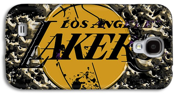 The Los Angeles Lakers B3a Galaxy S4 Case