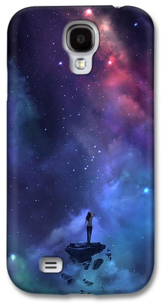 The Loss Galaxy S4 Case by Steve Goad