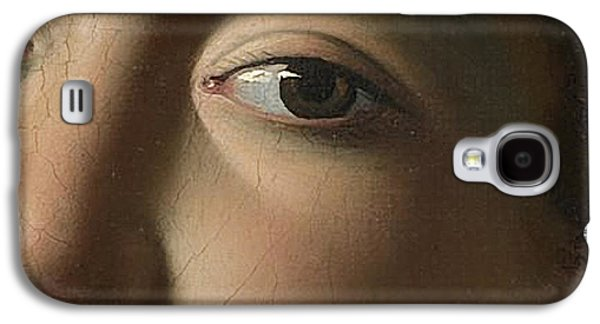The Lute Player   Detail Galaxy S4 Case by Caravaggio