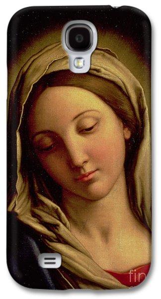 The Madonna Galaxy S4 Case by Il Sassoferrato