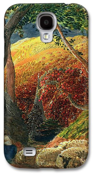 The Magic Apple Tree Galaxy S4 Case by Samuel Palmer