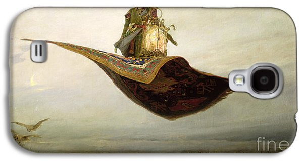 Magician Galaxy S4 Case - The Magic Carpet by Apollinari Mikhailovich Vasnetsov