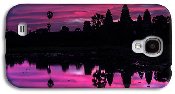 The Magic Of Angkor Wat Galaxy S4 Case