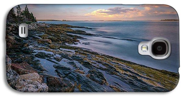 The Maine Coast Galaxy S4 Case by Rick Berk