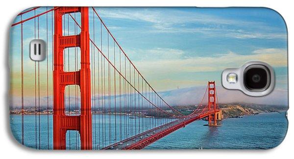 International Travel Galaxy S4 Case - The Majestic by Az Jackson