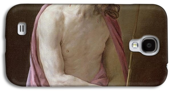 The Man Of Sorrows Galaxy S4 Case by Guido Reni