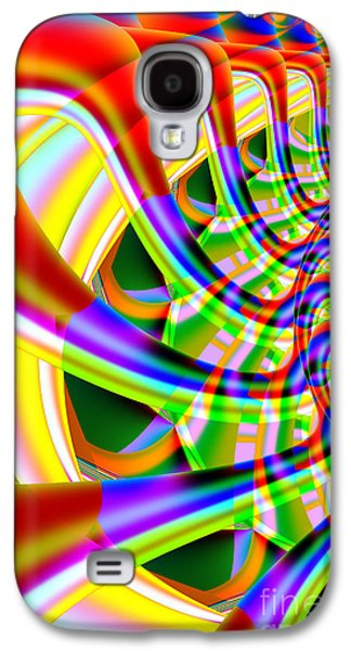 The Marching Band . Vertical . S14 Galaxy S4 Case