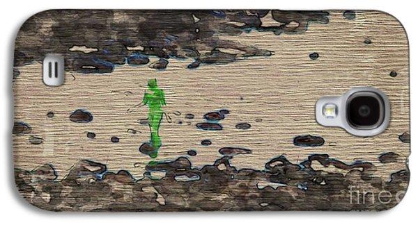 The Martian By Mary Bassett Galaxy S4 Case