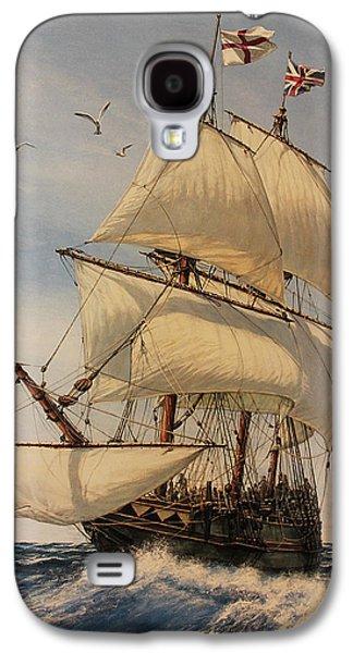 The Mayflower Galaxy S4 Case