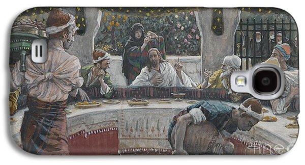 The Meal In The House Of The Pharisee Galaxy S4 Case