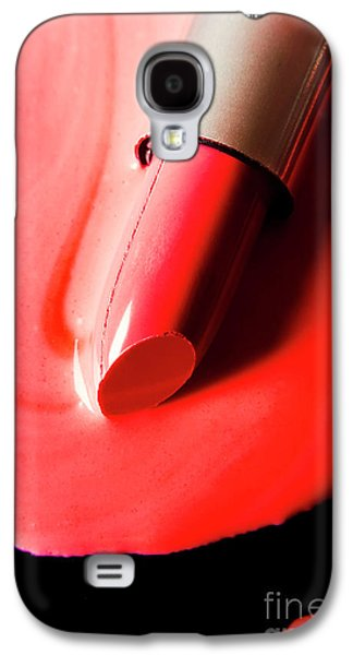 Galaxy S4 Case featuring the photograph The Melting Point Of Hot Fashion by Jorgo Photography - Wall Art Gallery