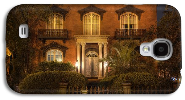 The Mercer House Galaxy S4 Case by Mark Andrew Thomas