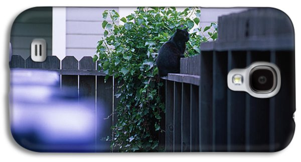 The Meter Cat - Fort Bragg California Galaxy S4 Case