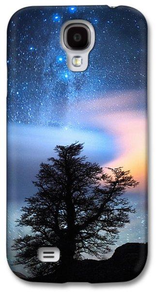The Milky Way Galaxy S4 Case by Ricardo La Piettra