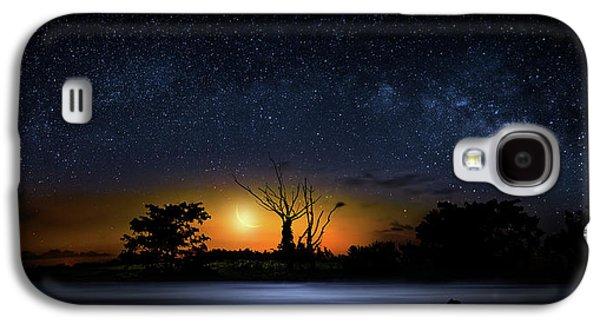 The Milky Way Tree Galaxy S4 Case