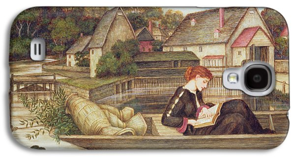 The Mill Galaxy S4 Case by John Roddam Spencer Stanhope