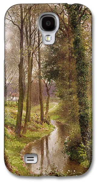 The Mill Stream Galaxy S4 Case by Henry Sutton Palmer