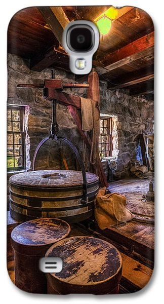 The Milling Room Galaxy S4 Case by Mark Papke