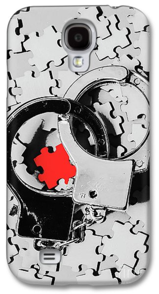 The Missing Puzzle Piece Galaxy S4 Case by Jorgo Photography - Wall Art Gallery