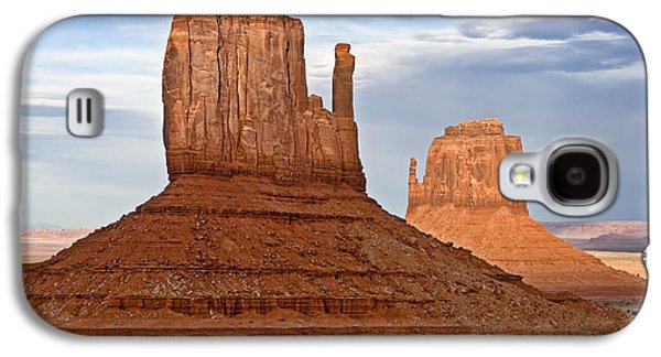 Desert Galaxy S4 Case - The Mittens by Peter Tellone
