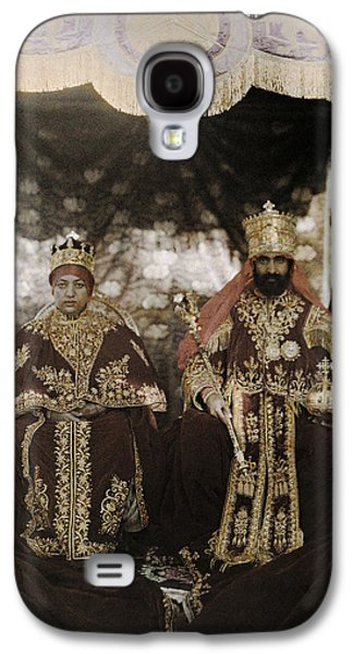 The Monarchs Haile Selassie The First Galaxy S4 Case