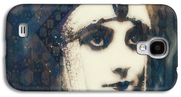 The More I See You , The More I Want You  Galaxy S4 Case by Paul Lovering