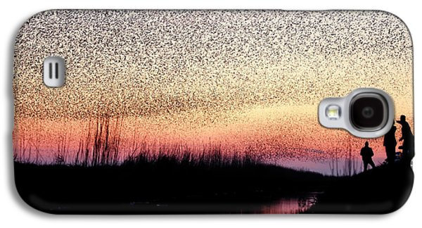 The Murmuration Makers Galaxy S4 Case