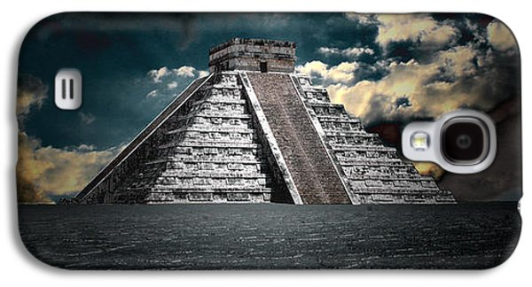 The Mystery Of Chichen Itza Galaxy S4 Case