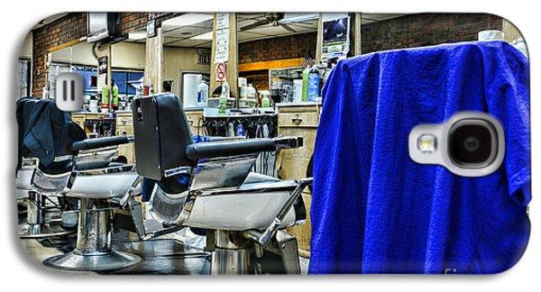 The Neighborhood Barbershop Galaxy S4 Case by Paul Ward