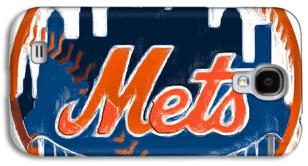 The New York Mets Galaxy S4 Case