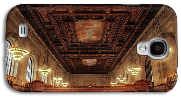 The New York Public Library Galaxy S4 Case by Jessica Jenney