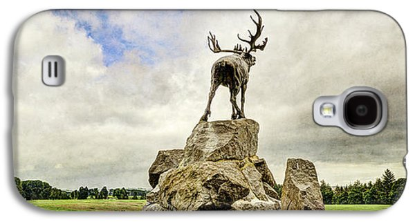 The Newfoundland Caribou Above The Trenches Galaxy S4 Case